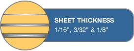 Sheet Thickness